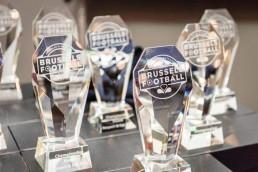 Brussels football remise de prix de la fédération