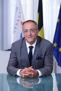Rachid Madrane, le Ministre des Sports de la Fédération Wallonie-Bruxelles, peut être fier et satisfait de son bilan